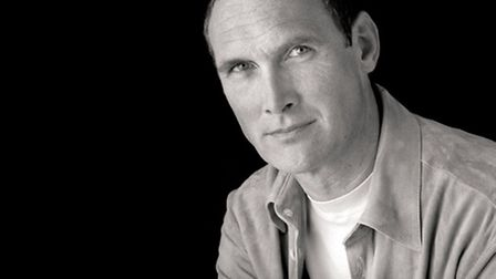 AA Gill. Photography by Peter Marlow