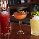 Lost & Found cocktails: Ms. H. G. Watson, The Mockingbird and Kentucky Peach Smash, all £7.50