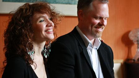 The event will include a special performance from jazz royalty Jacqui Dankworth and Charlie Wood
