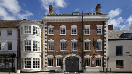 The George Townhouse, Shipston-on-Stour