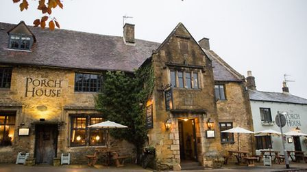 Porch House, Stow-on-the-Wold (c) Nigel Chapman