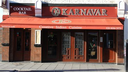 Karnavar aims to bring a creative twist on traditional Indian food to the streets