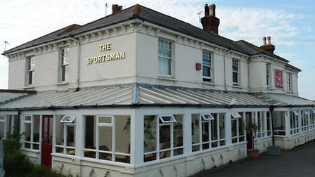 The Sportsman, Seasalter is one of our top dining pubs (Ewan Munro, Flickr, CC BY-SA 2.0)