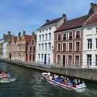 The boat trips are a great way to explore Bruges