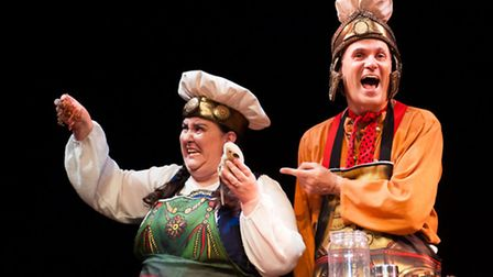 Horrible Histories Live on Stage