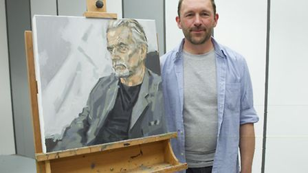 Gregory Mason - semi-finalist for Sky Arts' Portrait of the Year