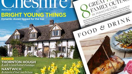 Cheshire Life - March 2017