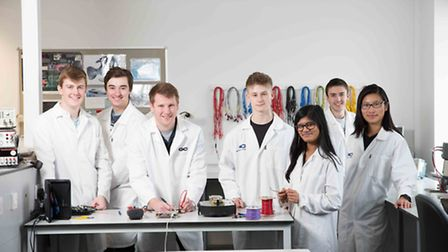 Gloucestershire college ... higher degree apprentices