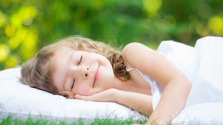 Parents often struggle with their children not getting enough sleep