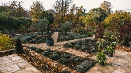 Passionate gardeners Colin and Chris have spends hundreds of backbreaking hours creating a magnifice