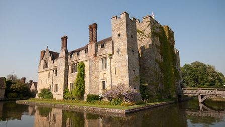 Tread in the footsteps of royalty at Hever Castle