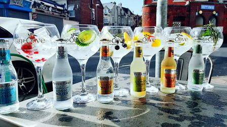 The Ginchester Fete was a sell-out for discerning gin lovers