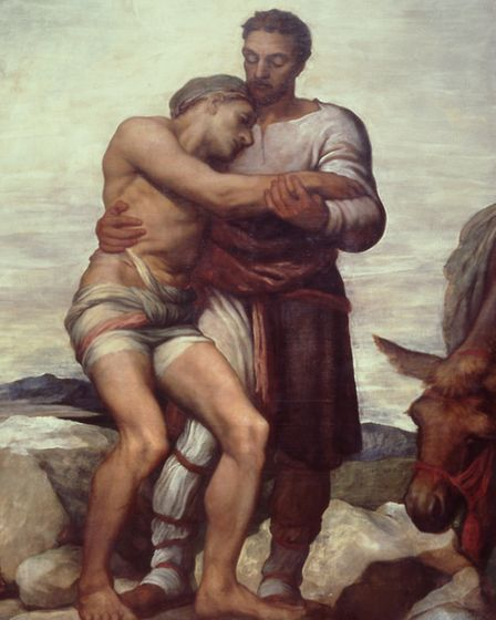 Watts's Good Samaritan will be on display in Compton, thanks to Manchester Art Gallery