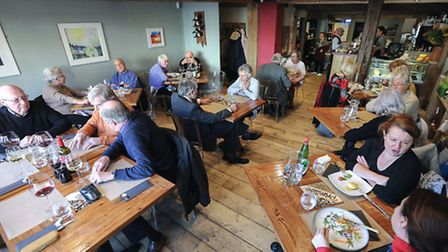 La Cantina is a popular addition to Tenterden's high street