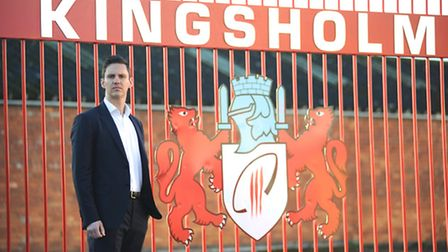 Gloucester Rugby CEO Stephen Vaughan