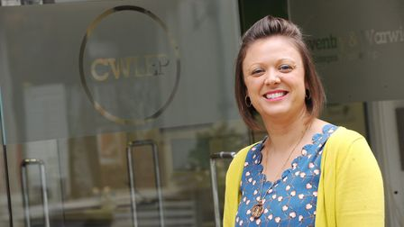 Sarah Windrum, board member of the Coventry and Warwickshire Local Enterprise Partnership