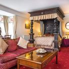 We spend a restful night in one of the hotel's well-appointed premier suites