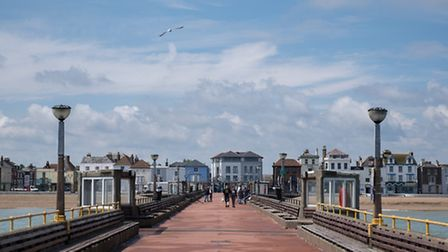 Deal's Grade II-listed pier is the last remaining fully intact leisure pier in Kent