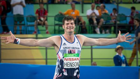 Born fighter: Dave Henson MBE (Credit: onEdition)