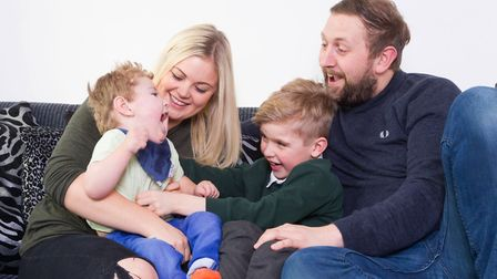 Finley-Jones and family: care at home