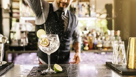 An array of cocktails will be served in Cheltenham's best-loved bars (c) santypan / Thinkstock