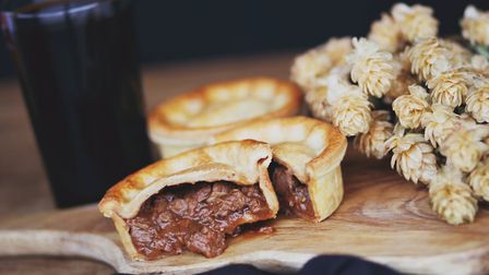 Toms Pies at Exeter Festival