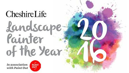 Cheshire Life Landscape Artist of the Year 2016 competition
