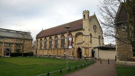 The evening will take place at the Chapel at Francis Close Hall