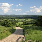 The spectacular views from Newlands Corner (Photo G. Sweetnam)