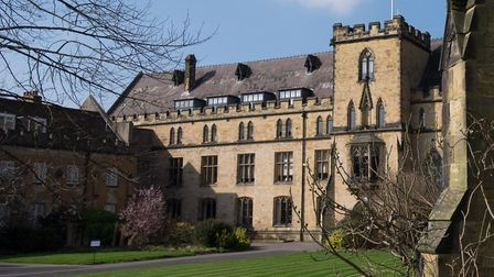 Jane Austen's father George (1731-1805) was a pupil and master at Tonbridge School; he is commemorat