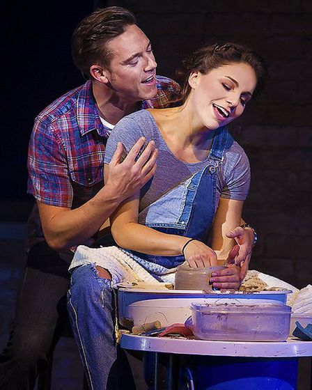 Ghost the Musical: Carolyn Maitland and Andy Moss