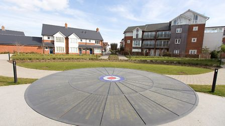 A Place of Landings was inspired by the Control Tower, its heritage and the community. The artworks,
