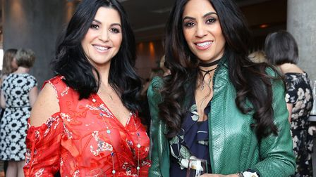 Stacey Forsey and Seema Malhotra