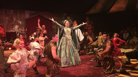 Giffords Circus - Any Port in a Storm, 2017