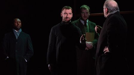 The Crucible: Manchester Opera House