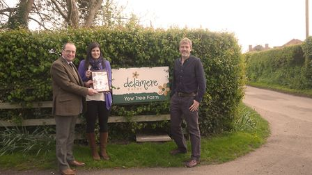 Delamere Dairy are principal partners at this year's show