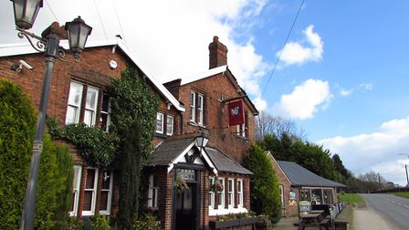 The Egerton Arms, at Chelford