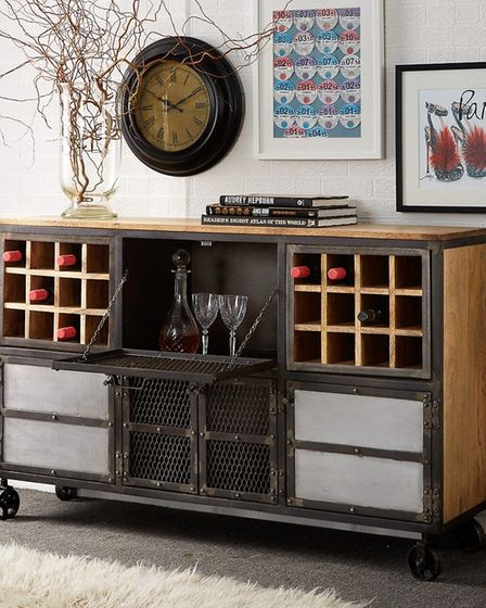 What can I get for you sir?