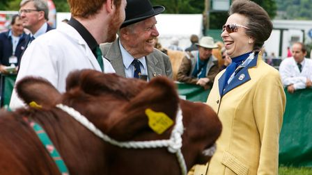The Royal Three Counties Show 2017