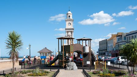 The Clock Tower, a Grade II listed landmark, is believed to be one of the earliest purpose-built, fr