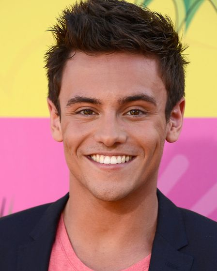 Tom Daley (Photo by Frazer Harrison/Getty Images).