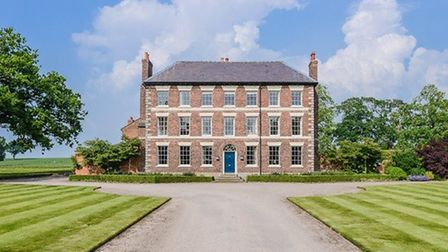 A multi-million pund property for sale in Cheshire Photo: Strutt & Parker Chester