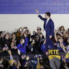 Democratic presidential candidate Pete Buttigieg. Photo: Getty Images