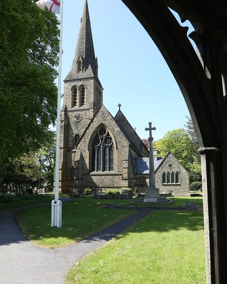 St George's Church, Poynton