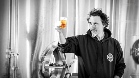 Greg Pilley, Managing Director at Stroud Brewery