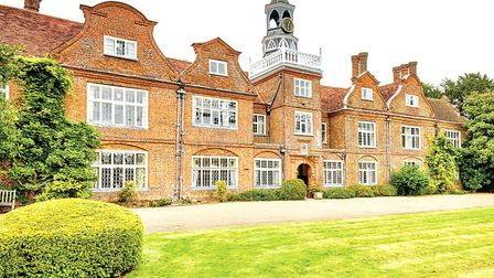 Rothamsted Manor (photo: Rothamsted Centre for Research and Enterprise)