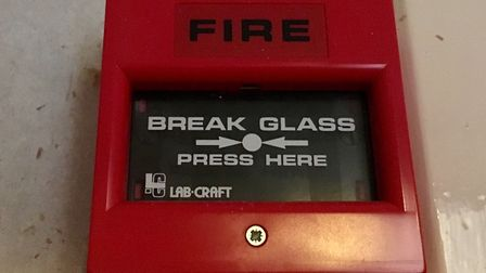 The ancient fire alarm system