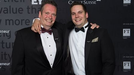 Martyn and Will Rees, Direct Online Services