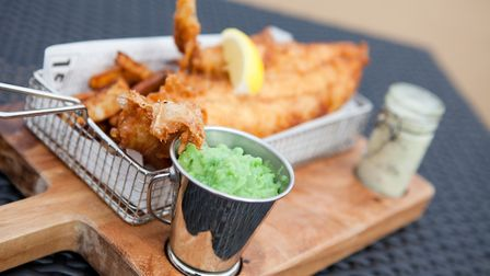 Mere Fish and Chips