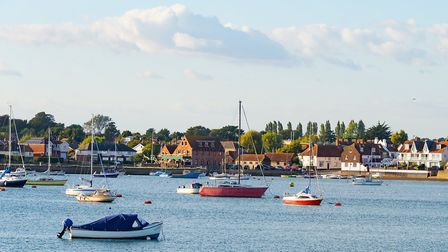 Emsworth viewed from Thorney Island (Picture: Paul Adams)